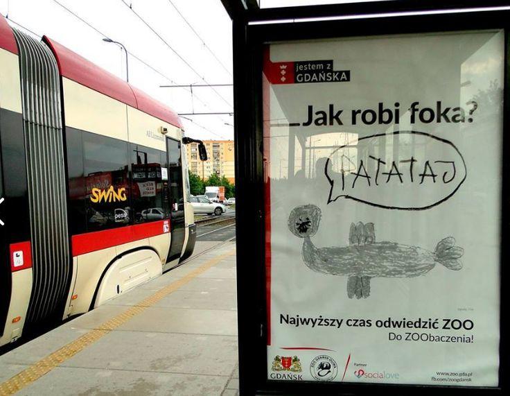 Przekonała nas ta reklama, a Was? :) #marketing #marketingtreści #content #zoo #reklama