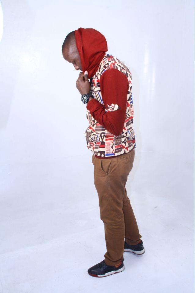 Create new life through art.. kenyan men fasion