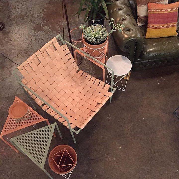 Loving The Weave Of This Chair Via Etrine  Folding, Chair, Design
