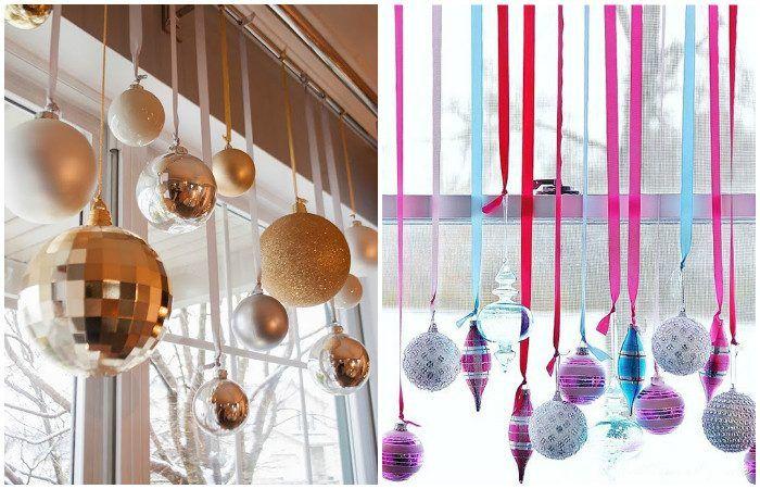 Новогодний декор окон, который добавит праздничную атмосферу в интерьер / Я - суперпупер