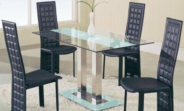 23 best images about Extendable Glass Dining Table on  : 409b981bc9927e84045395817b777004 modern home furniture furniture usa from www.pinterest.com size 630 x 381 jpeg 38kB
