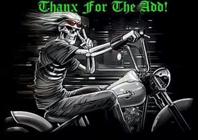 Bikers Quotes Wallpapers Thanks For The Add Harley Davidson Bikes Motorcycle