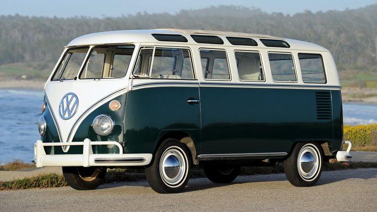 VW t1 rhd Samba