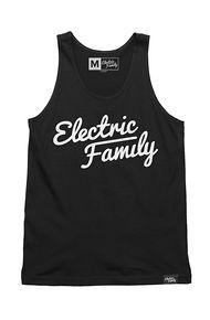 Electric Family The Script Tank in Black