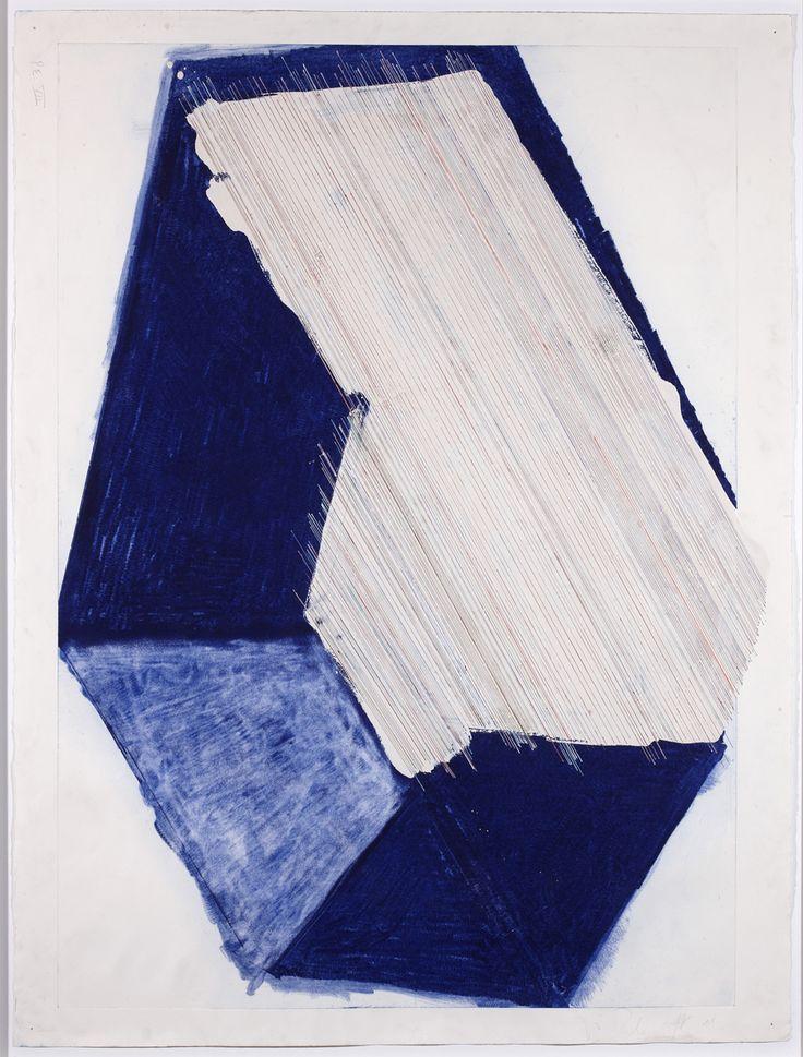 , 2012. Acrílico, gouache, esmalte y tinta sobre papel. 150,5 x 270 cm [Ref# 40805]