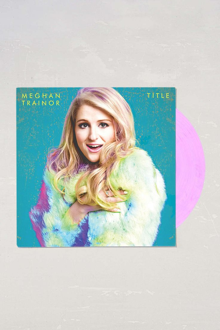 Meghan Trainor - Title LP - Urban Outfitters
