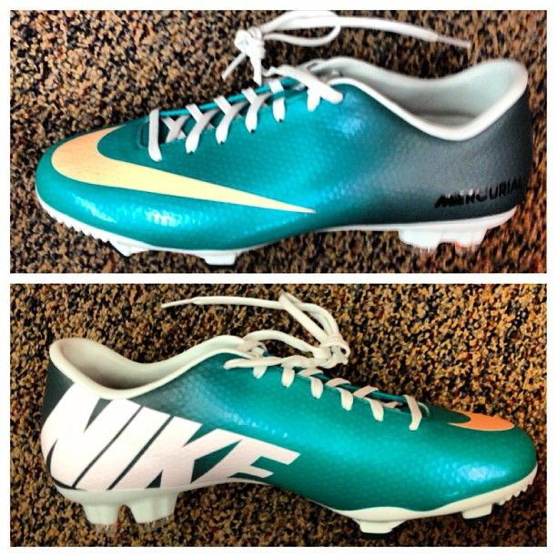 Love the my new soccer boots