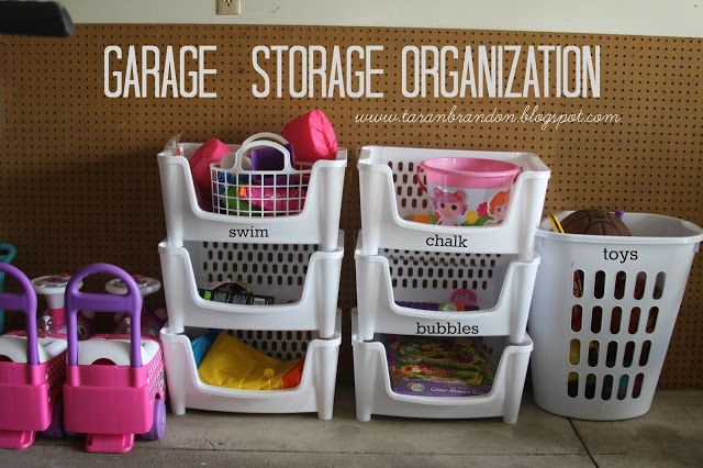 Garage Storage Tips.