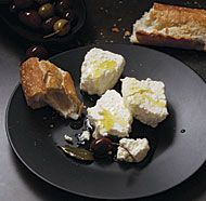 Homemade Feta: Equality Delicious, Chee Recipes, Feta Cheese Recipes, Sheep Milk, Fine Cooking, Cows Milk, Homemade Feta, Greek Cheese, Crumble Texture