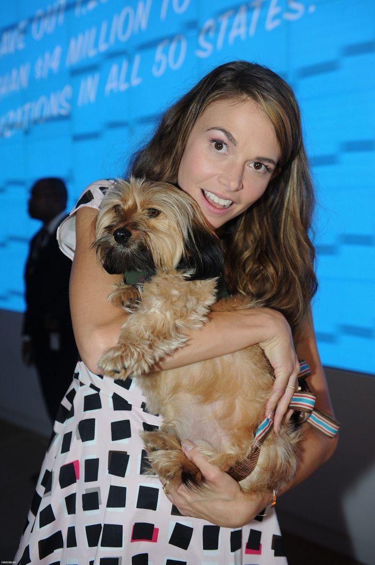Саттон Фостер / ASPCA Young Friends Benefit - Arrivals