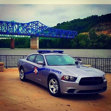Kentucky State Police Dodge Charger.