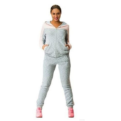 Hooded Jogging Suit