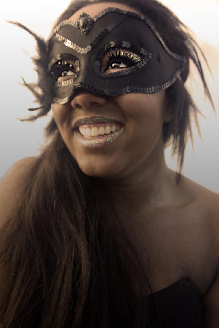Modell: Linda Akuffo, 2012.