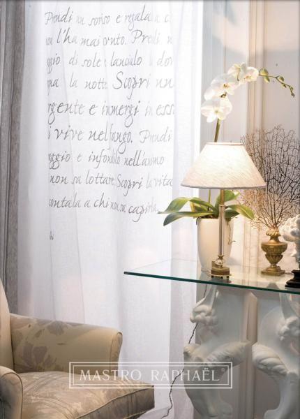 9 best Tendaggi Mastro Raphael images on Pinterest | Curtains ...