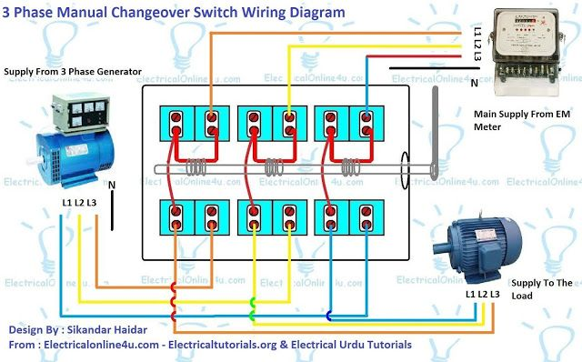 Pin By Kishor P Patil On Electrical Diagrams Engineering Diagram Switch Electrical Wiring