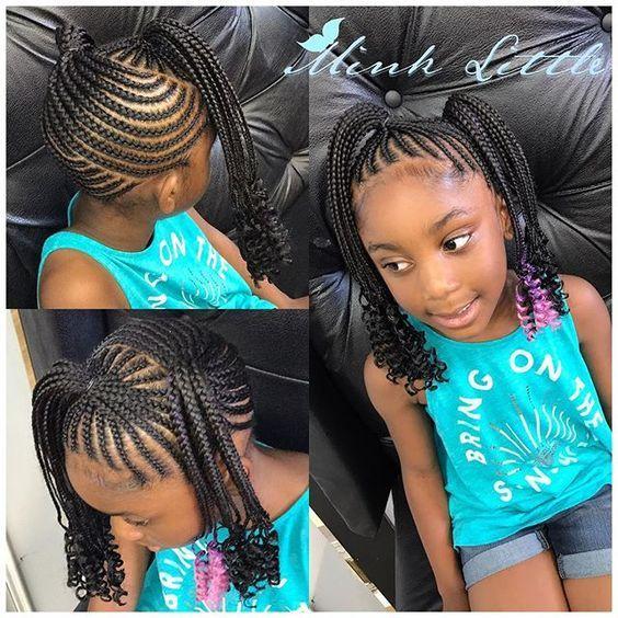 Black Girl Hairstyles Beauteous Best 1000 Little Black Girl Hairstyles Images On Pinterest