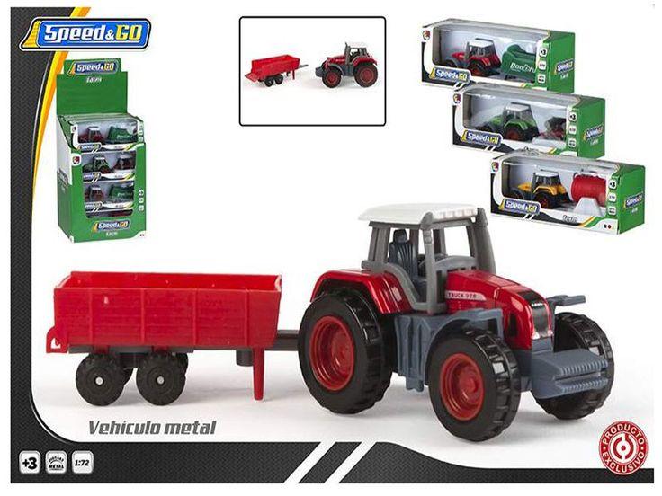 #juguetes #tractor https://www.catayhome.es/categoria/juguetes/