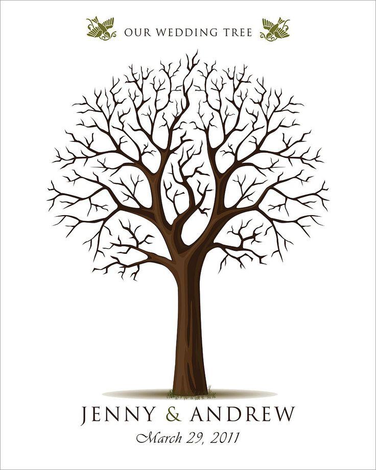 Kuru Ağaç çizimleri En Yeniler En Iyiler Resim Wedding Tree