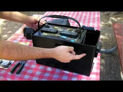 How To Build A Poor Man's Portable Power Pack For Under $25. Complete Step By Step Instructions - The Good Survivalist