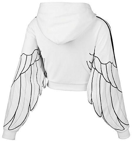 Jeremy Scott voor Adidas vest