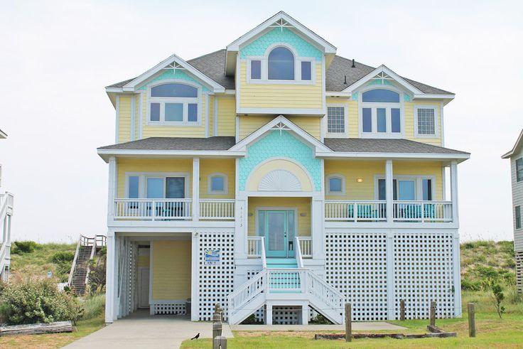 20 best avon nc vacation rentals images on pinterest