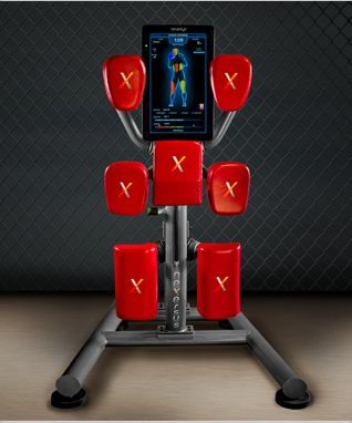 Boxing Workout Machines | Nexersys Pro boxing machine spices up workouts | At Home Fitness Blog ...