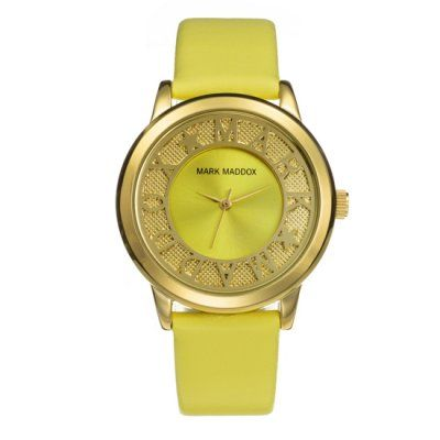 Mark Maddox - Ladies Colour Time Watch - MC0005-60 - Online Price: £55.00