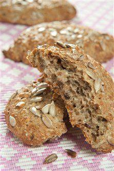 Fiber Klatter - Brød - Opskrifter - Sunde og slanke opskrifter