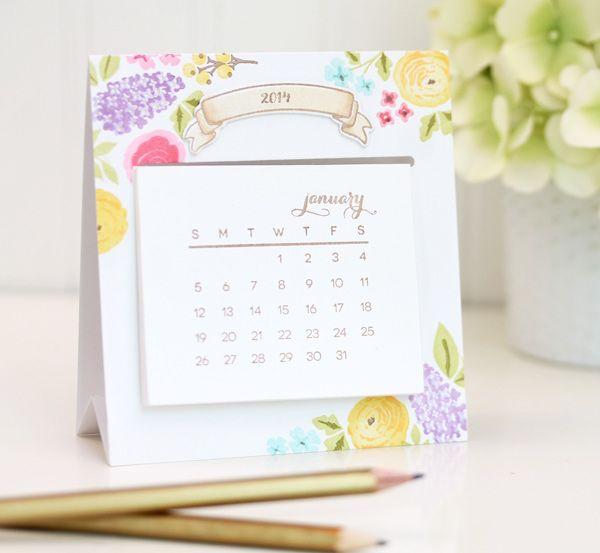 Diy Table Calendar Ideas : Best images about calendar ideas on pinterest damasks