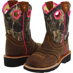 Ariat Kids - Fatbaby Cowgirl (Toddler/Youth) - thinking i need to invest in these for Amber!