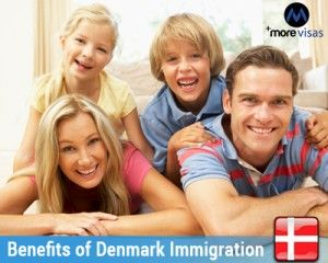 Here are some of the top most benefits that tells why you should #immigrate to Denmark..