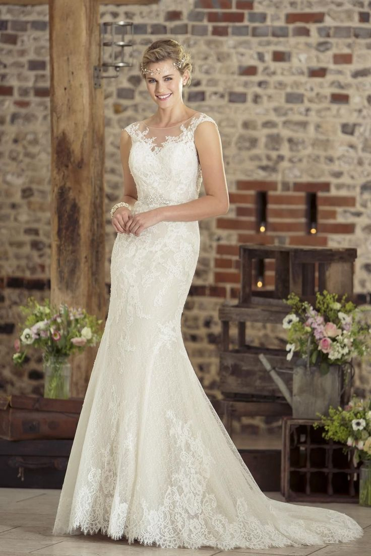 Contemporary Wedding Dresses and Vintage Inspired Bridal Gowns | W229 | True Bride