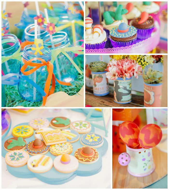 1000+ Images About Mexican Party Ideas On Pinterest