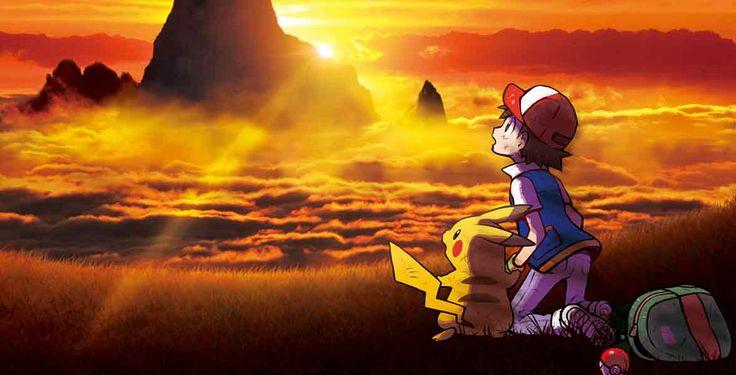 """Pokemon Der Film: Du bist dran! - Pointer zeigt dir den neuen Trailer zu """"Pokémon – Der Film: Du bist dran!"""". Der Film läuft nur für zwei Tage – am 5. und 6. November – in ausgewählten Kinos."""