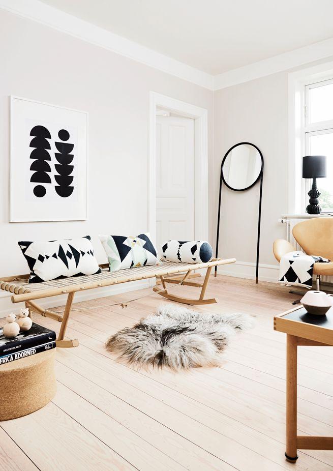 Die besten 25+ Eingerichtetes Wohnzimmer Ideen auf Pinterest - nordische wohnzimmer