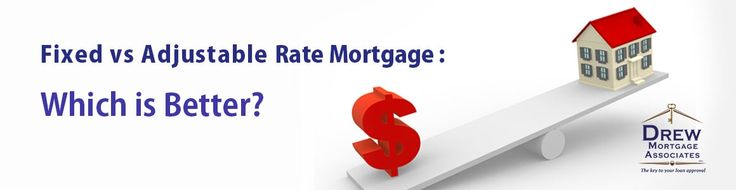 Fixed and Adjustable mortgage rate loans are two different types of loans which vary in interest rates; the former being a fixed rate and the latter being a hybrid of a fixed and fluctuating rate. Let's understand the key differences between these two loan options in the following post.