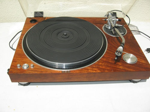 My favorite turntable of all time. Late 70s Micro Seiki DD-40 audiophile turntable.