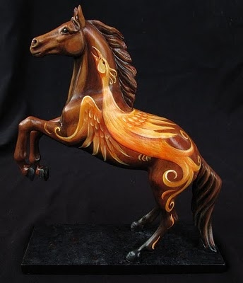 painted pony- Emergence. This just retired and I managed to find a first edition one!