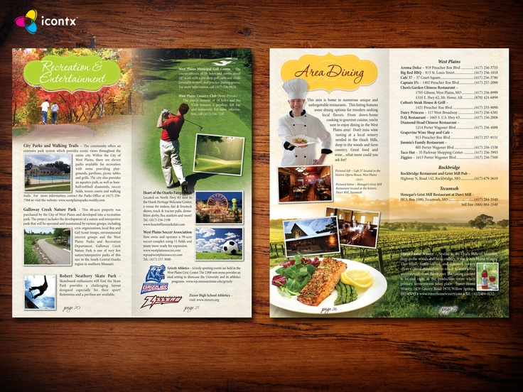16 Best Brochure Images On Pinterest Leaflets Brochures And Flyers