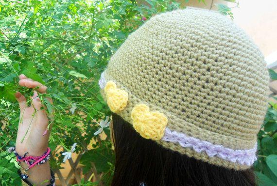 Crochet Hat Womens Hat Winter Fashion Accessories