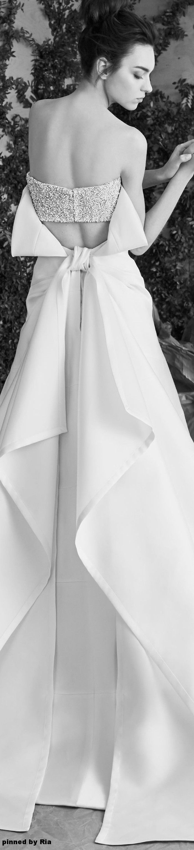 Carolina Herrera Bridal Spring 2017 l Ria