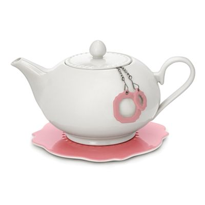 Teapot - 1.2L Teapot and Trivet with Infuser