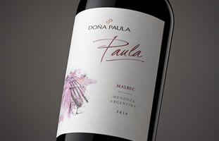 Paula, On-Trade redesign for Doña Paula