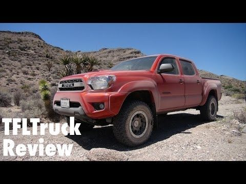 Great off-road review of the 2015 Toyota Tacoma. #LetsGoPlaces