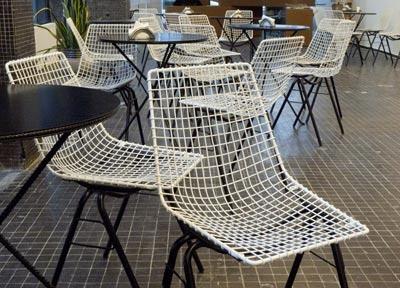 Henryk Sztaba, Wire Mesh Chair