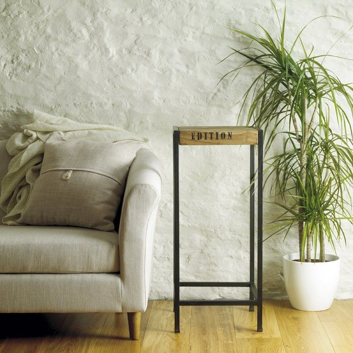 Plant Stand Table Lamp