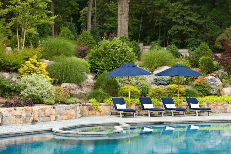 Gartengestaltung Kleinergarten Swimmingpool Sichtschutz Entspannung Gartengestaltung Hinterhof Und Moderne Landschaftsgestaltung