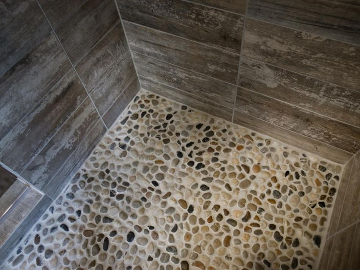 25 best ideas about stone shower floor on pinterest pebble tiles pebble tile shower and - Forever tile and stone ...