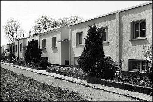Walter Gropius @ Colony Törten-Dessau (1926-1928)