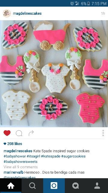 baby girl cookies on pinterest baby girl cookies baby showers and